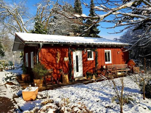 Cozy Holiday Home in Laisa with Private Terrace, Waldeck-Frankenberg
