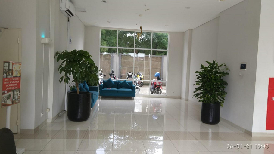 Full Furnished Room @Caman street view free Wifi, Bekasi