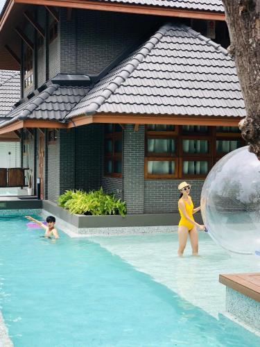 RealRare Phetchaburi Outing Villas, Ban Laem