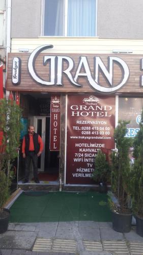 Trakya Grand hotel, Lüleburgaz