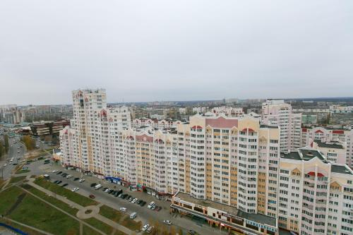 Apartments on Merkulova, Lipetsk
