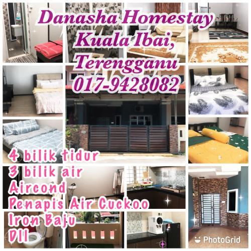 Danasha Homestay, Kuala Terengganu