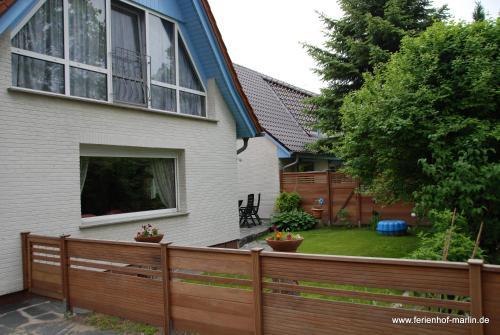 Ferienhof Marlin - Ferienhaus Rugen, Vorpommern-Rügen