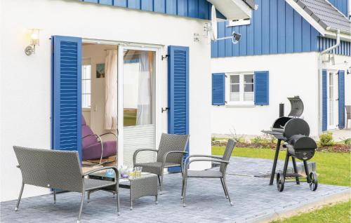 Two-Bedroom Holiday Home in Altefahr/Rugen, Vorpommern-Rügen