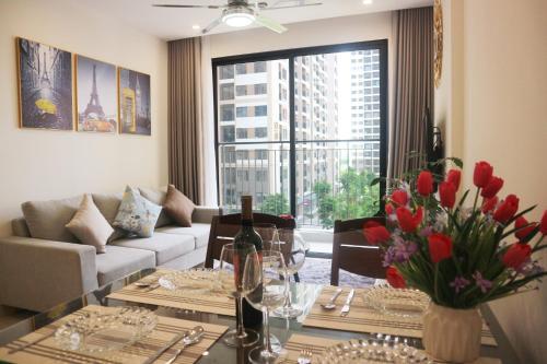 Lisa homestay - Ocean Park - Queen room 5A, Gia Lâm
