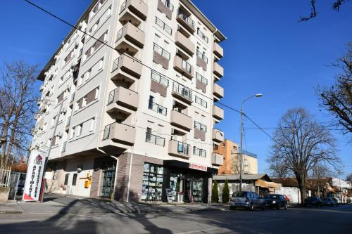 Gavra bar Apartments, Ćuprija