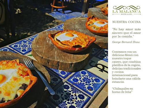 La Malanco Hotel & Spa, Charcas