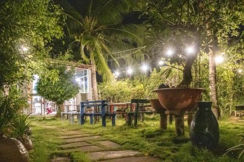 Vila Basi, Càng Long