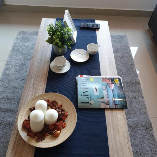 Serenity 2 Bed Rooms Executive Suite @ Arte Plus, Hulu Langat