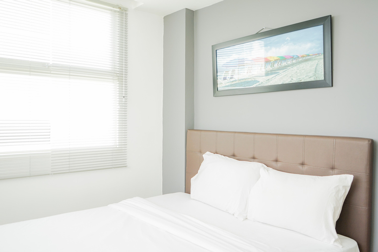 Cozy 2BR Apartment at Tuscany Residences With Garden View By Travelio, Tangerang Selatan