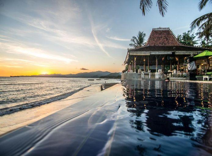 Bali Santi Bungalows, Karangasem