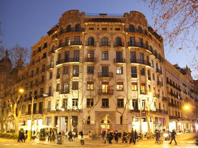 Safestay Barcelona Passeig de Gracia, Barcelona