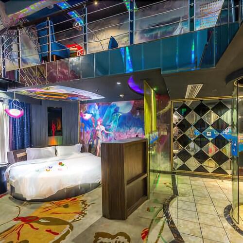 Houhai Theme Hotel, Wuxi