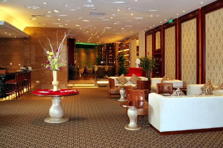 Central Hotel, Shanghai