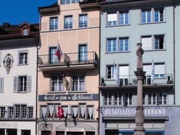 Hotel Schlussel seit 1545, Luzern