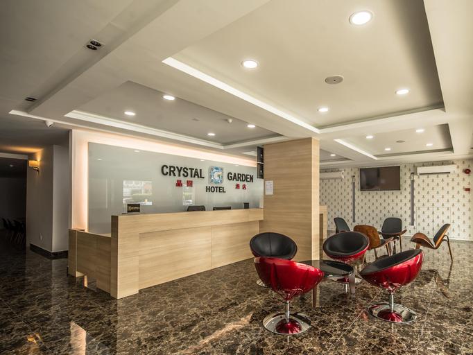 CRYSTAL GARDEN HOTEL, Kuala Lumpur