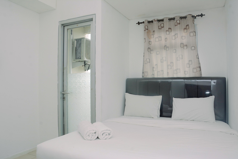 Functional and Minimalist Greenlake Sunter Studio Apartment By Travelio, Jakarta Utara