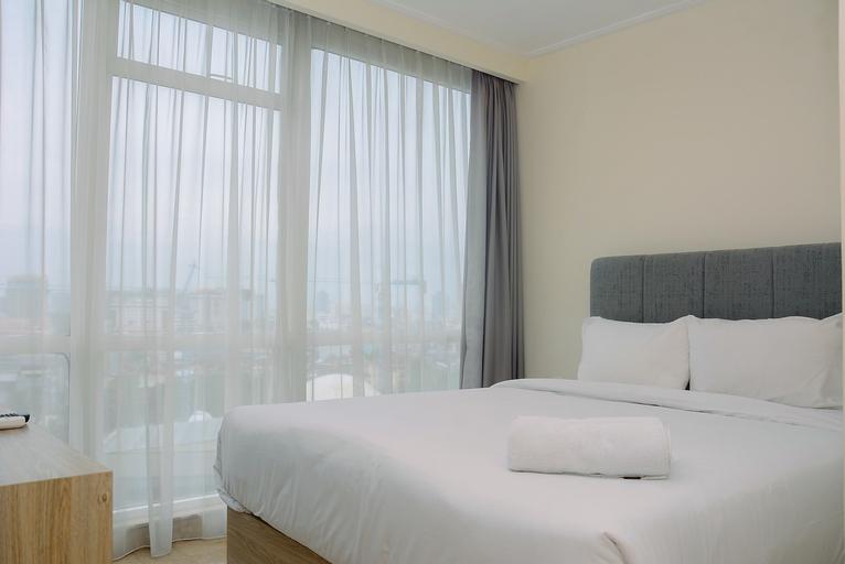 Strategic Best View @ 2BR Menteng Park Apartment By Travelio, Central Jakarta