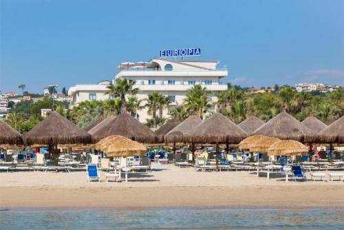 Hotel Europa Beach Village, Teramo