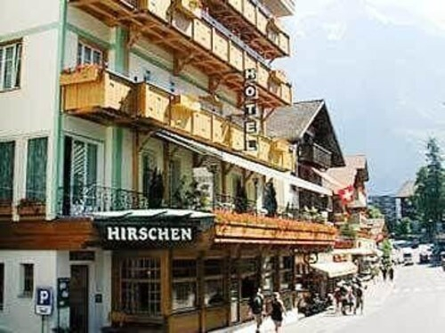 Hotel Hirschen, Interlaken
