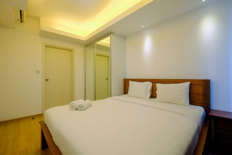 Japanese Style and Fully Furnished Apartment 2BR Casa Grande Residence By Travelio, Jakarta Selatan