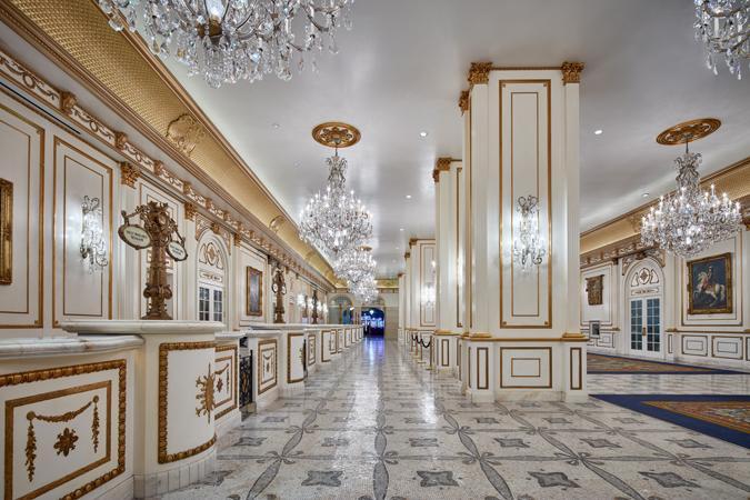 Paris Las Vegas, Clark
