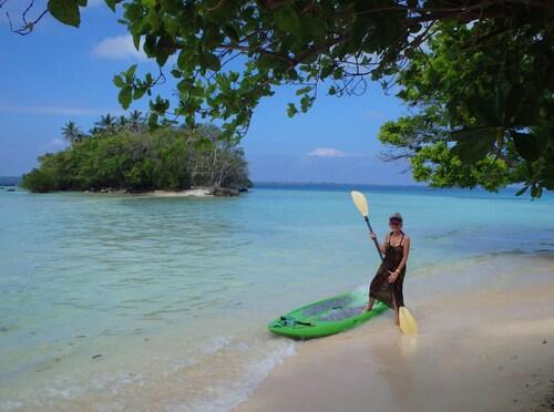 Sunrise Beach Cabanas Eco-Resort, South East Santo