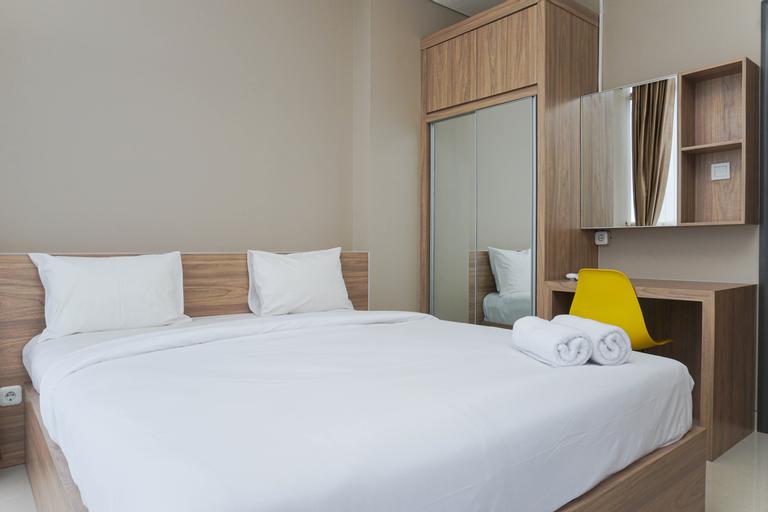 Cozy and Wonderful 1BR Ciputra International Apartment By Travelio, Jakarta Barat