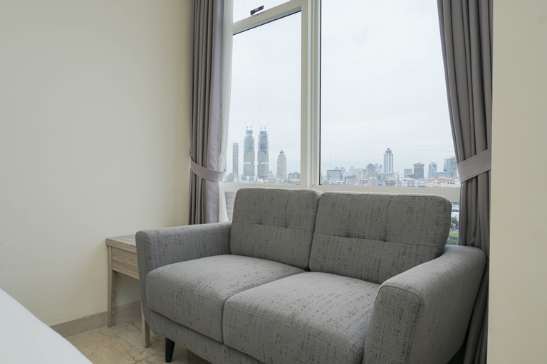 Well Appointed Studio at Menteng Park Apartment By Travelio, Central Jakarta