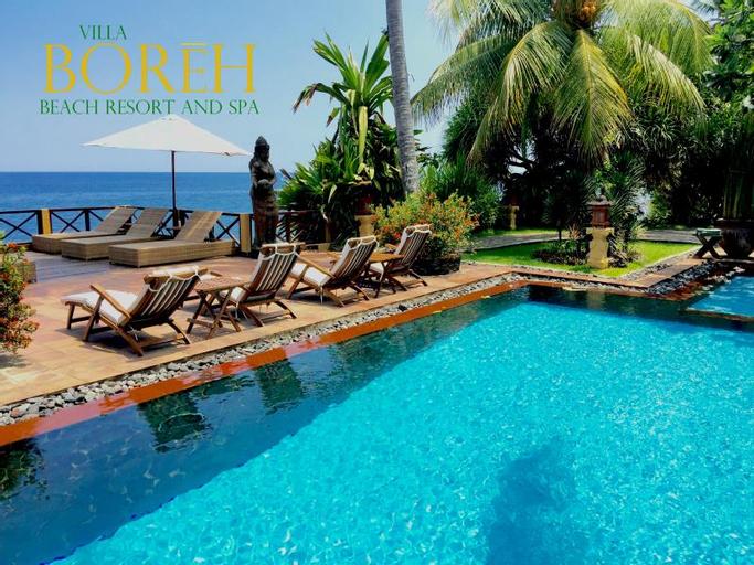 Villa Boreh Beach Resort & Spa, Buleleng