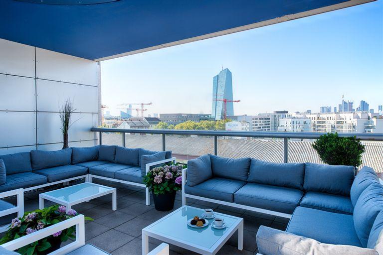 Hotel ACHAT Comfort City - Frankfurt, Frankfurt am Main