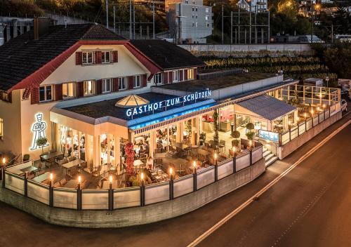 Gasthof zum Schutzen, Aarau