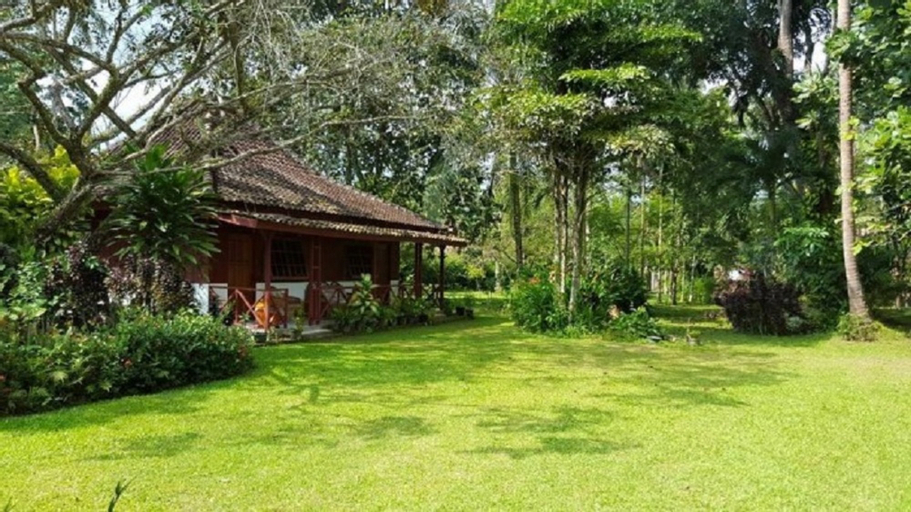Satwa Elephant Eco Lodge, Lampung Timur