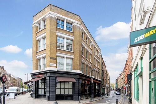 Shoreditch Nike Apartments, London