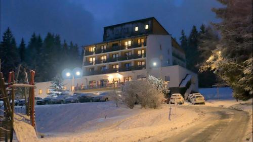 Hotelovy resort Kamzik, Bruntál
