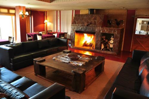 Hotel y Cabanas del Nevado, Ñorquín