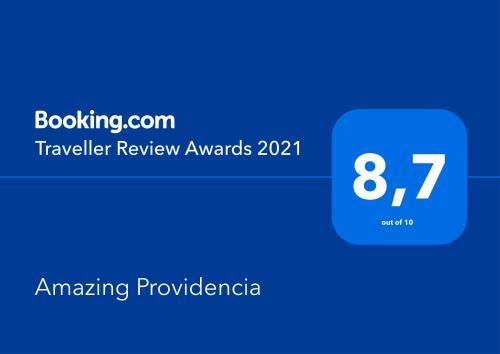 Amazing Providencia, Santiago