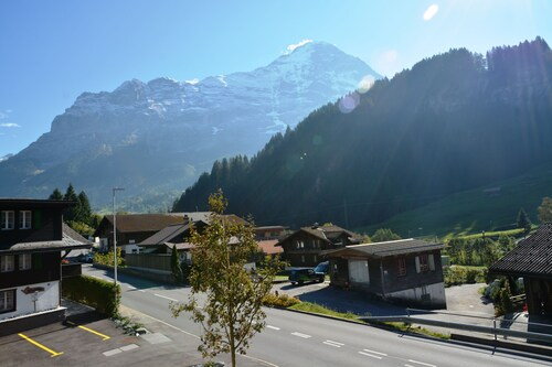 Apartment Adagio EG links - GriwaRent AG, Interlaken