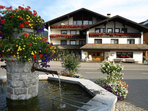 Hotel Gasthof Lowen, Bregenz