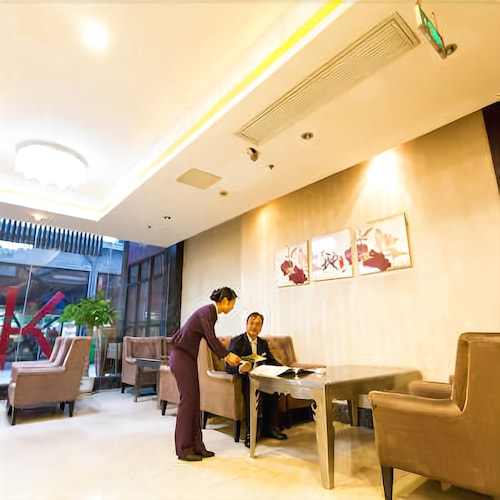 Zhangshulin Xiandai Sheji Hotel, Nanchang