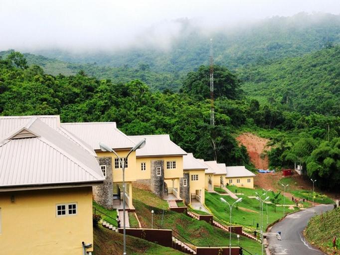 IKOGOSI WARM SPRINGS RESORT LTD, EkitiWest