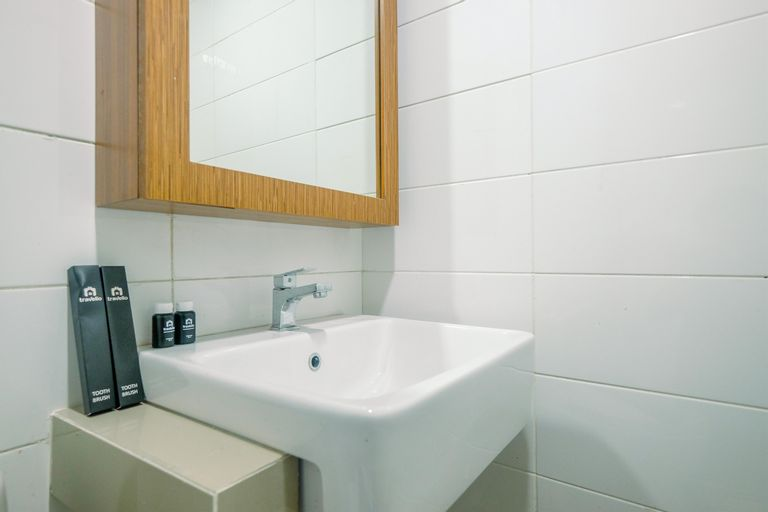 New Furnished Studio Apartment at Tuscany Residences By Travelio, Tangerang Selatan