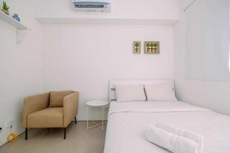 Cozy Studio at Silk Town Apartment Tower Alexandria By Travelio, Tangerang