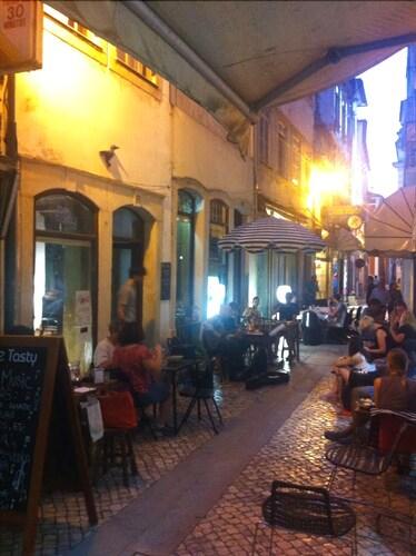 Be Scobar Hostel, Coimbra