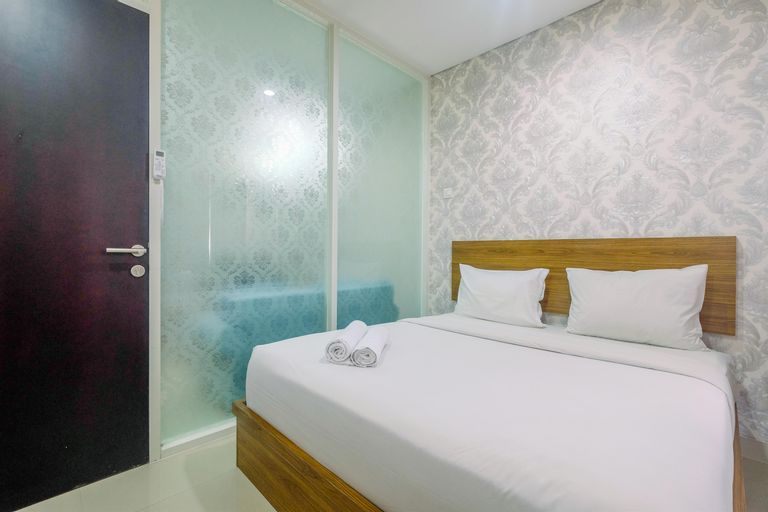 Well Appointed 1BR Apartment at Atlanta Residences By Travelio, Depok
