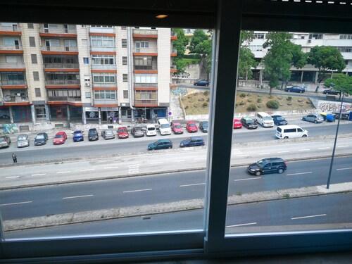 apartamento de una habitación en lisboa, con balcón y wifi, Lisboa