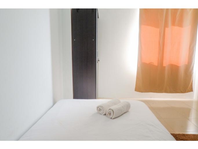 Spacious 1BR Apartment at Menara Rungkut By Travelio, Surabaya