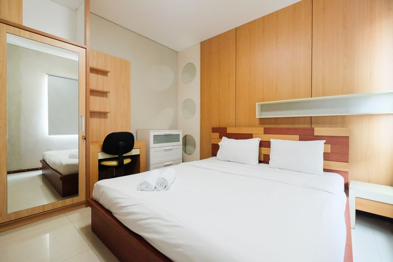 Great Choice and Strategic 1BR Apartment at Thamrin Residence By Travelio, Central Jakarta