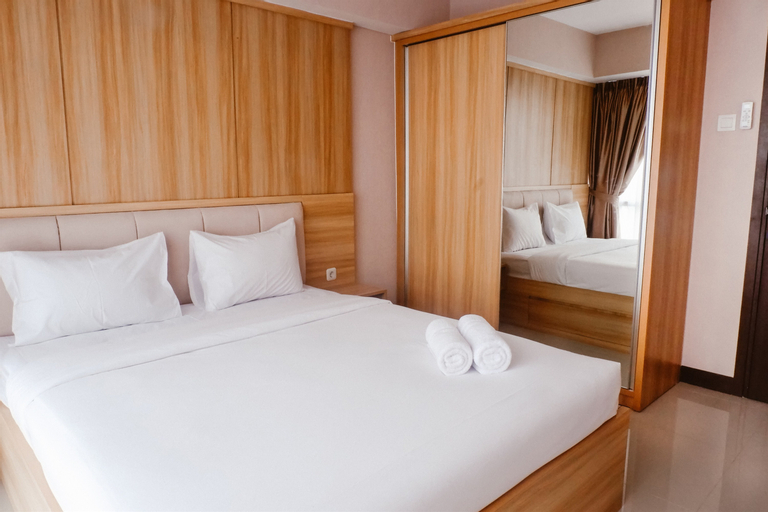 Warm Interior 3BR  Apartment near MT Haryono and Cawang By Travelio, East Jakarta