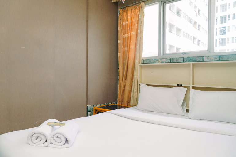 Cozy 2BR @ Sentra Timur Residence Apartment By Travelio, East Jakarta